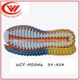 O projeto novo ostenta a sola de EVA dos calçados de Outsole das sapatas