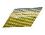 "Senco 3-1 / 2 ""X. 120 Clavos de cinta de papel Smooth HDG Clipped Head Chisel Point"