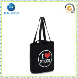 Form Promotional Canvas/Cotton Non Woven Shopping Tote Bag für Women/Ladys (JP-CB008)