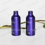 Farbige kosmetische Aluminiumflasche für Haar-Sorgfalt-Shampoo (PPC-ACB-012)