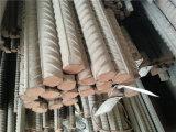 Il tondo per cemento armato di buona qualità/fissa il prezzo il più bene della barra deforme HRB335