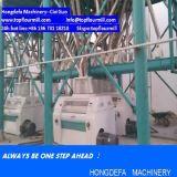 ムギの製粉機械完全な自動車(80tpd)