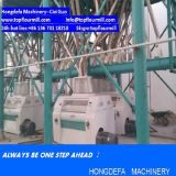 Trigo Flour Milling Machine Complete Auto (80tpd)