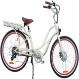 36V/250W Brushless 허브 Motor Lithium Electric Bicycle (LN26B02)