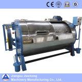 Lavatrice industriale orizzontale /Sx della macchina per lavare la biancheria