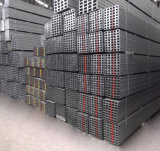 Ss400 Standard Steel Channel Bar con Different Size