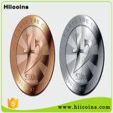 Kuchi의 제조는 MOQ 판매 및 주문 Voc 동전을 화폐로 주조하지 않는다