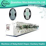 세륨 (HY400)를 가진 직업적인 자동 장전식 월경 패드 기계