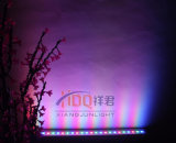 Impermeabilizzare 18/24/36 di indicatore luminoso esterno della rondella della parete di RGB LED