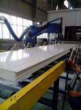 Hoja rígida prefabricada de la espuma de poliuretano del material de construcción
