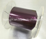 Colorido Mylar Polyester Tape Hot Melt Revestimento filme de isolamento para Wire Wraping & Shielding Very Fine Axis Products