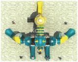 Спортивная площадка малышей серии робота Kaiqi любимейшая напольная с скольжениями приключения