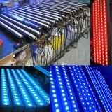 Arandela ligera impermeable al aire libre de la pared del RGB 72W LED