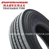 Neumático del carro de Superhawk Longmarch 11r22.5 295/75r22.5