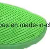 網の上部のキャンバスの注入の靴、OEMが付いているスポーツの靴、子供の偶然の履物の靴