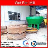 1200A High Quality Gold Ore Grinding Pan