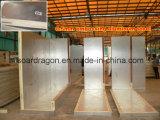 Quarto frio de alumínio da capacidade 30m3