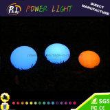 Indicatore luminoso di pietra moderno Colore-Cambiante della decorazione LED di cerimonia nuziale