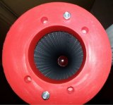 Wam de Patroon van de Filter van de Lucht van het Polyurethaan