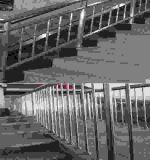 Coperchio rotondo della base di appoggio della ciotola del corrimano dell'acciaio inossidabile