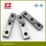 Van Zz Hardmetal - Plaat de Van uitstekende kwaliteit van de Slijtage van het Carbide van het Wolfram