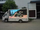 Caminhão móvel cheio ao ar livre do diodo emissor de luz Advetsing da cor P10