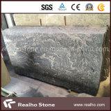 台所カウンタートップのための磨かれた中国Juparanaの花こう岩の平板