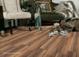 mattonelle di pavimento di legno del grano del getto di inchiostro 3D 150*600 Rda16016