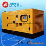 Groupe électrogène diesel silencieux superbe de 60kw Yuchai