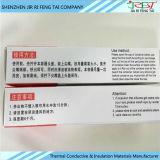Dissipação de calor da pasta do silicone da isolação térmica