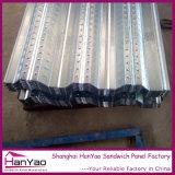 Plataforma de revestimento de aço galvanizada Yx76-305-915