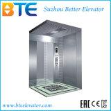 Boa decoração do Ce e elevador estável do passageiro sem quarto da máquina
