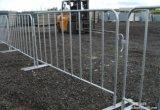 2016年の建築現場の囲う/頑丈な一時塀一時塀/粉のコートの一時ヤード