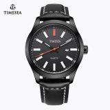 Reloj de acero 72190 del reloj del hombre impermeable de Movt del cuarzo de Japón de la manera