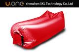 Portable-kampierender im Freien erwachsener Luft-Schlafsack
