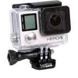 Камера черного варианта Gpro Hero4 водоустойчивая + батарея 2 + 32GB SD все в 1
