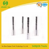 Tungstène Steel Used Carbide Long Shank Tapered Reamer par la Chine Supplier