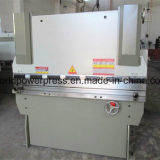 Fabricante hidráulico de la dobladora del metal de hoja de China