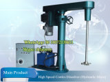 40HP Hydraulic High Speed Mixer com Cowles Disc para Pain e molho
