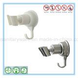 Supporto del supporto a mensola della testa di acquazzone di aspirazione per la stanza da bagno