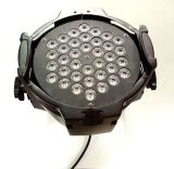 Profesional que amortigua la luz de la IGUALDAD de la colada LED del aluminio 36X3w RGB