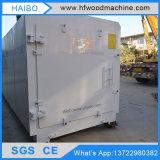 O ISO Certificated a maquinaria do aquecimento do vácuo do Hf usada à secagem de madeira