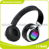Levering voor doorverkoop van de Hoofdtelefoon van promotie LEIDENE Bluetooth van het Flitslicht de Draadloze MP3