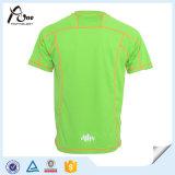 カスタムメンズ体操のTシャツは適当なTシャツの適性の衣服を乾燥する