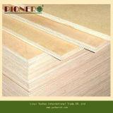 E1 madera contrachapada báltica del anuncio publicitario del abedul del grado del pegamento C/D