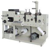 Máquina de impressão de Flexo com estação dois cortando