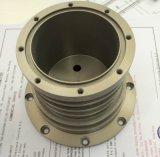 Peças de alumínio de giro da forma redonda do CNC do OEM para a carcaça eletrônica do produto