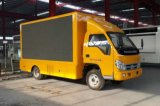 Étalage polychrome extérieur du mobile DEL de P6 SMD pour le camion TV