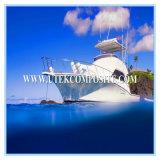 Fibre de verre 400G/M2 nomade tissée par fibre de verre de haute résistance pour la construction navale