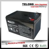Abwechslung 12V12ah nachladbare Amg Leitungskabel-Säure-Batterie für UPS